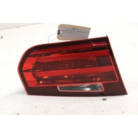 2014 BMW 328i F30 Left Inner Lid Mounted Tail Lamp 63217371111