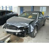 2007 Audi A4,convert, 3.2,a/t,grey, hit front/lh side