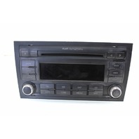 AM FM Radio CD Player 2007 Audi A4 Quattro Convertible Cabriolet 3.2
