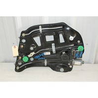 Passenger Rear Window Regulator 2007 Audi A4 Quattro Convertible Cabriolet 3.2 Gas 8H0839398