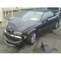 2002 BMW 330ci, Convert, 3.0, a/t,black hit front/rear