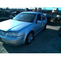 2003 VW Jetta, Sdn, 1.8L,a/t, silver, bad trans