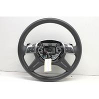 2014 Mercedes Benz GL350 3.0 166 Type Steering Wheel A1664609103