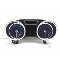 2014 Mercedes Benz GL350 Speedometer Cluster A1669007510