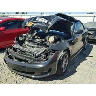 2013 BMW 135i, 3.0L,Convert,Black,hit front