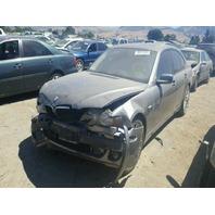 2008 BMW 750i, 4.4L,a/t,grey, hit front
