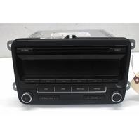 2013 Volkswagen Tiguan S AM FM Radio MP3 Player 5N0035164D