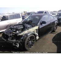 2008 BMW M3, 4.0L, m/t,Cpe, black, theft
