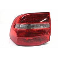 2009 Porsche Cayenne Turbo S 957 Left Driver Tail Lamp Assembly 95563148710