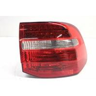 2009 Porsche Cayenne Turbo S 957 Right Passenger Tail Lamp Assembly 95563148810