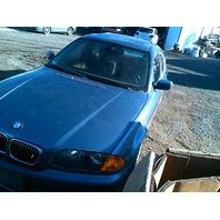 1999 BMW 328i, 4dr Sdn,2.8L,a/t, blue