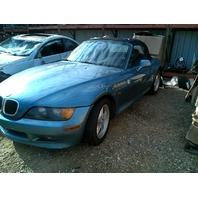 1996 BMW Z3, 1.9L, 5spd, Blue