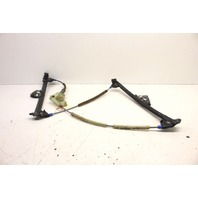 2008 Porsche Boxster S 987 3.4 Left Driver Door Window Regulator 98754207502