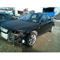 2000 Audi S4, Sdn, Black, missing eng & trans