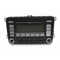2009 Volkswagen Passat Komfort Sedan AM FM CD Player 1K0035180L