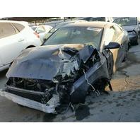 2012 Audi A5, 2.0L, a/t,awd, Black, hit lh frnt