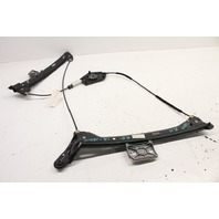2012 Audi A5 Quattro Coupe Base 2.0t Gas Front Right Passenger Window Regulator