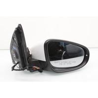 2011 Volkswagen GTI 2dr 2.0t Passenger Right Side View Door Mirror 5K0857502CE