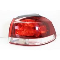 2011 Volkswagen Golf GTI Hatchback Right Passenger Tail Lamp Assembly 5K0945258