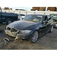 2011 BMW 335D, 3.0L,a/t,Sdn, black, hit front