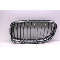 Left Driver Upper Grille 2011 BMW 335d Sedan E90 4-Door 3.0 Diesel Turbo