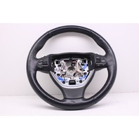 2013 Bmw 640i Gran Coupe F06 3.0 Turbo Leather Steering Wheel W/ Paddle Shifter
