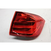 2015 Bmw 328i Sedan F30 Sport 2.0 Gas Turbo Passenger right Tail Light Lamp
