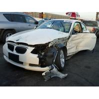 2010 BMW 335I, 3.0L,a/t,Cpe, White, hit lh side