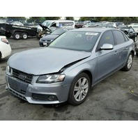 2011 Audi A4, 2.0L,a/t,Sdn,Grey, hit front