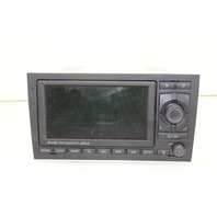Radio Stereo Navigation Unit 2008 Audi A4 Quattro Sedan Base 3.2