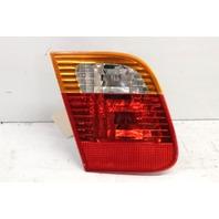 2004 BMW 325i Sedan E46 Left Driver Inner Tail Light Lamp 63216907945