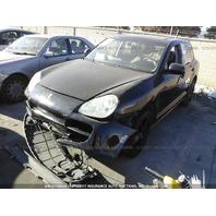 2006 Porsche Cayenne, 4.5L, a/t, black, hit front