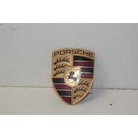 2006 Porsche Cayenne 4.5 Emblem Badge Crest 99655921101
