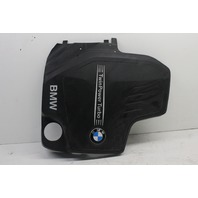 2015 Bmw 320i Sedan F30 4-Door 2.0 Gas Turbo Engine Cover 11128610473