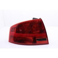 2007 Audi A4 Quattro Sedan Base 3.2 Left Driver Tail Lamp Assembly