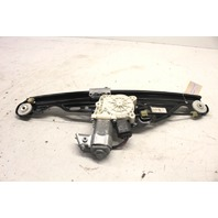 2008 BMW 535i Sedan E60 Right Rear Window Regulator 51357184746