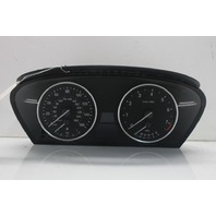 2008 Bmw 535i Sedan E60 4-Door 3.0 Gas Turbo Speedo Speedometer 62119177259