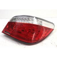 2008 BMW 535i Sedan E60 Right Passenger Tail Lamp Assembly 63217180516