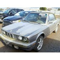 1988 BMW 325I, E30, 2.5L, m/t, Convertible, grey