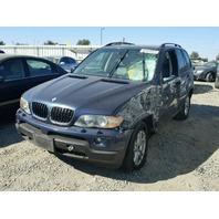 2004 BMW X5, E53, 3.0L, a/t, Blue, hit lh side