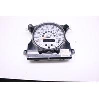 2005 Mini Cooper 1.6L In Dash Speedo Speedometer 62116972078