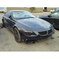 2006 BMW M6, E63, 5.0L, SMG, Cpe, Black, rolled