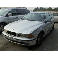 2000 BMW 540i, E39, 4.4L,a/t,Sdn, Silver, hit rh front