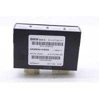 Electronic Damper Control Module EDC 2007 Bmw M6 Coupe E63 2-Door 5.0L V10 Gas 37156773912