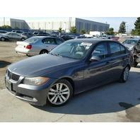2006 BMW 325i, E90, 3.0L, a/t,Sdn, Grey, hit lh rear