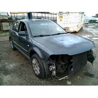 2003 VW Passat, 1.8L, 5spd, Sdn, Blue