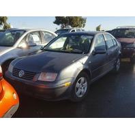 2003 VW Jetta  GLS, 1.8L, 5spd, Sdn, Grey, hit rh side