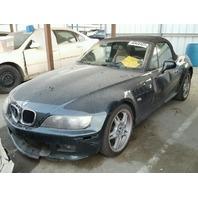 2000 BMW Z3, E36, 2.5L.m/t, Green, hit rh side