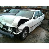 1997 BMW 328i, E36, 2.8L, a/t, Sdn, white, hit front