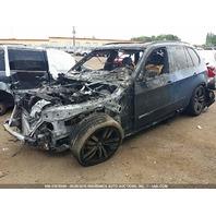 2013 BMW X5M,E70, 4.4L.a/t,AWD, Blue, burn